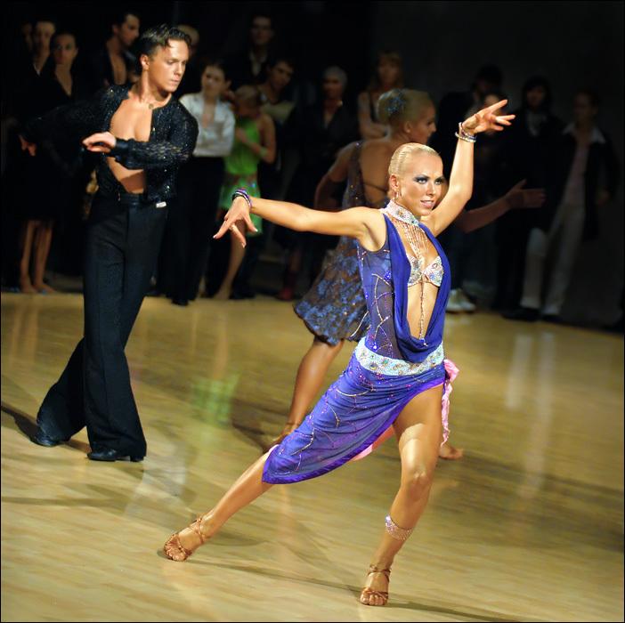 Чемпионат России по танцам